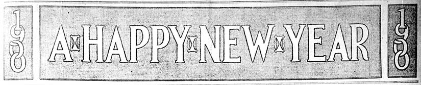 New Year's 1900: Y1.9K