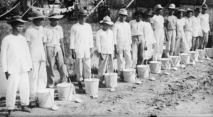 Raise the Red Flag: Cholera in Colonial Manila